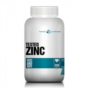 Tested Zinc 30mg - 250...