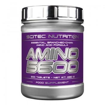 Scitec Amino 5600 - 200...