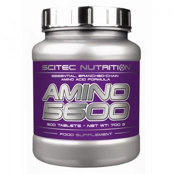 Scitec Amino 5600 - 500...