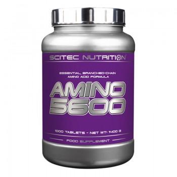 Scitec Amino 5600 - 1000...
