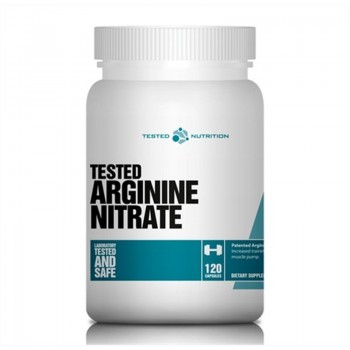 Tested Arginine Nitrate 120...