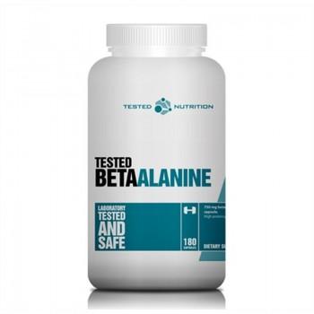 Tested Beta-Alanine 180 Kapsel