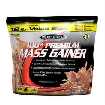 MuscleTech 100% Mass Gainer...