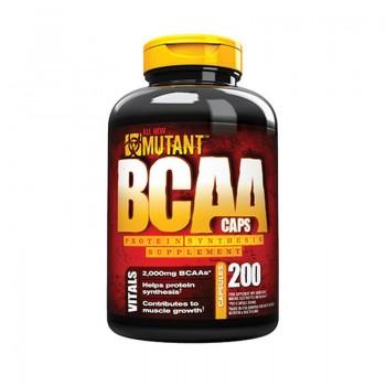 Mutant BCAA 200 Kapsel
