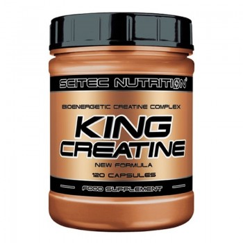 Scitec King Creatine 120...