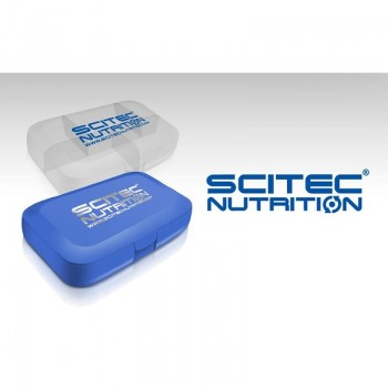 Scitec Pill box