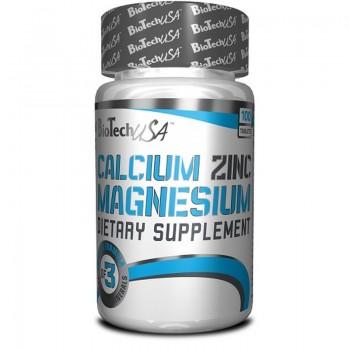 BioTech Calcium Zinc...
