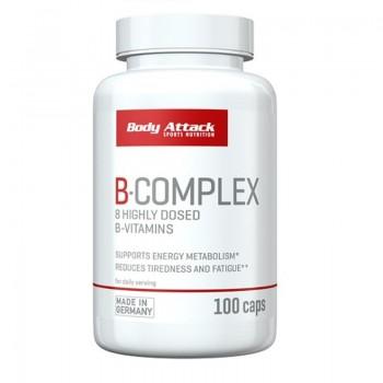 Body Attack B-Complex 100...