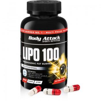 Body Attack Lipo 100 (120...