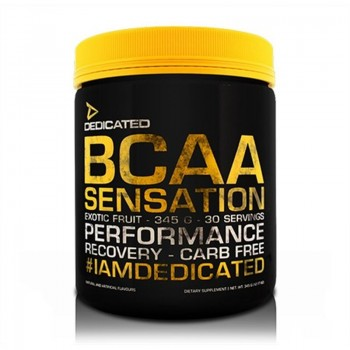 Dedicated BCAA Sensation...
