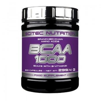 Scitec BCAA 1000 - 300 Kapsel