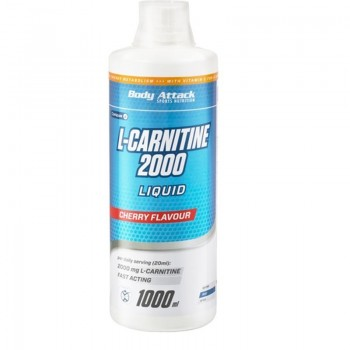 Body Attack L-Carnitine...
