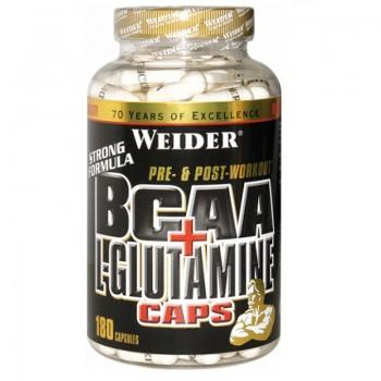 Weider BCAA + Glutamin 180...