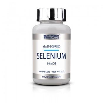 Scitec Selenium 100 Tabletten