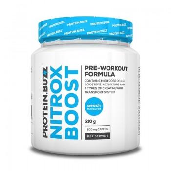 Protein.Buzz Nitrox Boost 510g