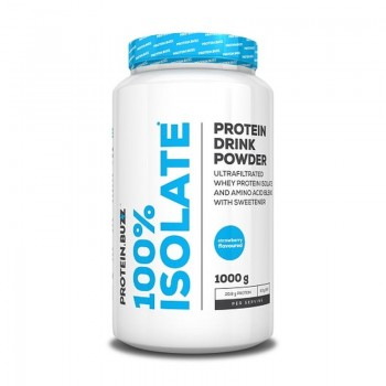 Protein.Buzz 100% Isolate...