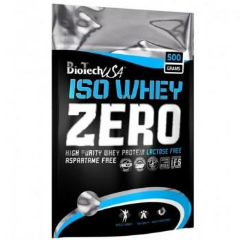 Biotech Iso Whey Zero 500g...