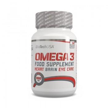 BioTech Omega 3, 90 Kapsel