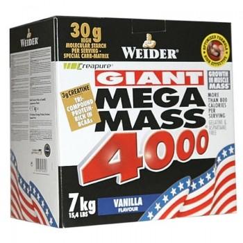 Weider Mega Mass 4000 - 7,0kg