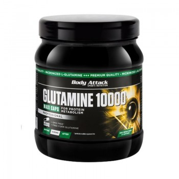 Body Attack Glutamine...