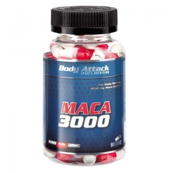 Body Attack Maca 3000 - 90...
