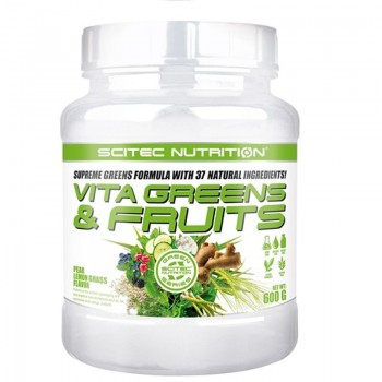 Scitec Vita Greens & Fruit...
