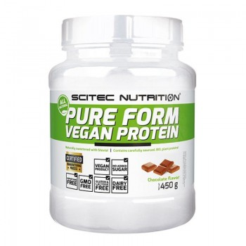 Scitec Pure Form Vegan...