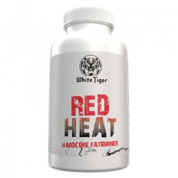 White Tiger - Red Heat...