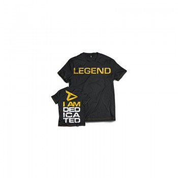 "Dedicated T-Shirt ""Legend"""