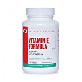 Universal Vitamin E Formula...