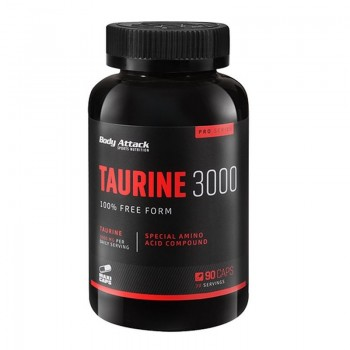 Body Attack Taurine 3000 -...