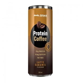 Body Attack Protein Coffee...