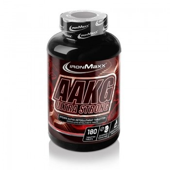 IronMaxx AAKG Ultra Strong...