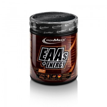 IronMaxx EAAs + Energy - 550g