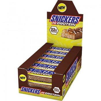 Snickers Hi-Protein Bars 18x62