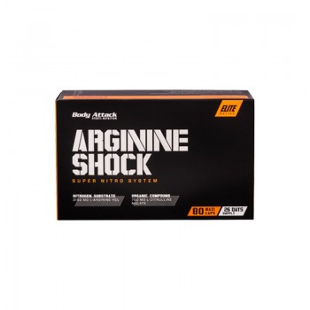 Body Attack Arginine Shock...