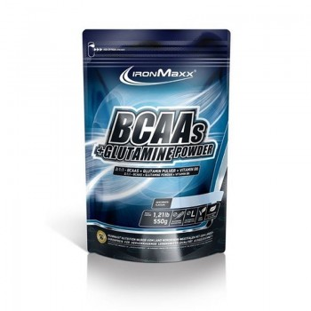 IronMaxx BCAAs + Glutamin...