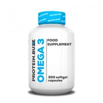 Protein.Buzz Omega 3 120...
