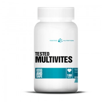 Tested Multivites 100...