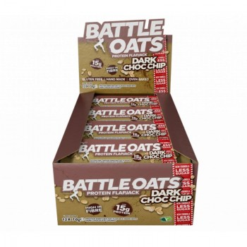 Battle Oats Low Sugar...
