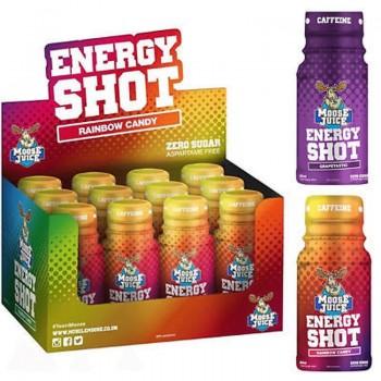 Muscle Moose Energy Shot -...