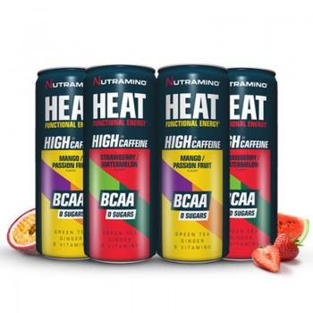 Nutramino Heat BCAA - 24x...