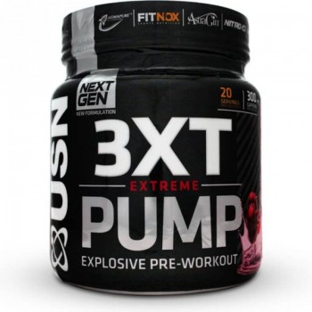 USN 3XT Pump Booster - 400g