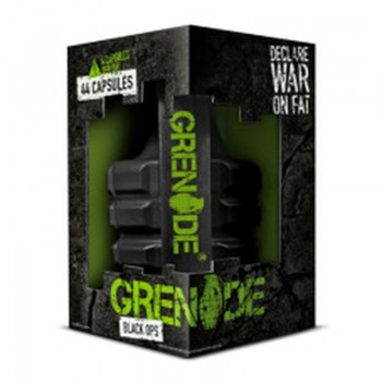 Grenade Black OPS Fatburner...