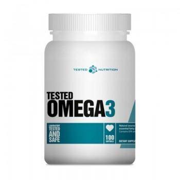 Tested Omega-3 - 100 Kapsel