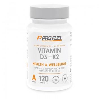 ProFuel Vitamin D3 & K2 120...