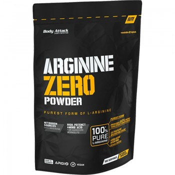 Body Attack Arginine Zero 500g