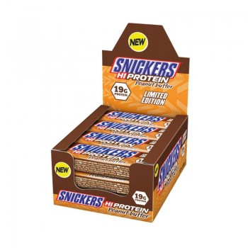 Snickers Hi-Protein Bars...