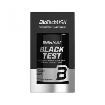 BioTech Black Test 90 Kapsel
