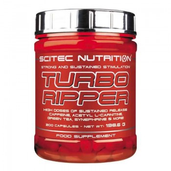 Scitec Turbo Ripper 200 Kapsel